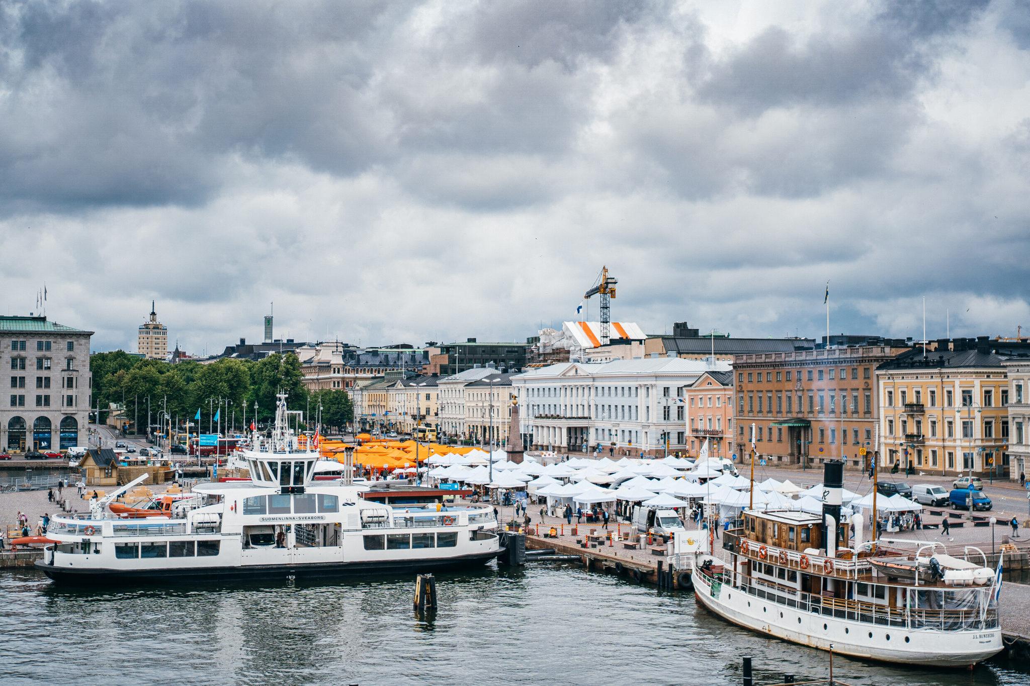 photo myhelsinki-Jussi Hellsten  - KAuppatori MArket Square
