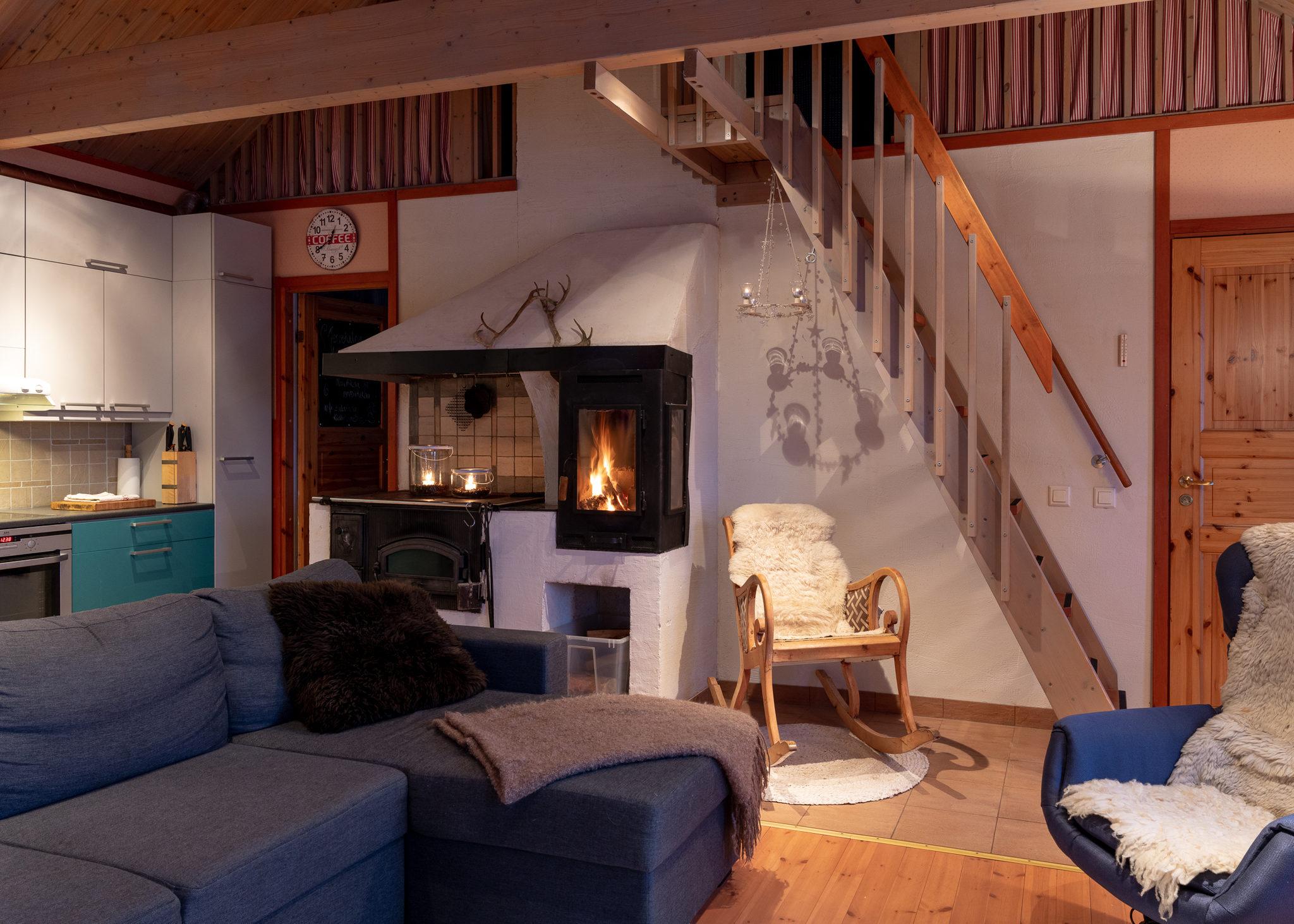 Unelmien majoitus Villa Rauhassa