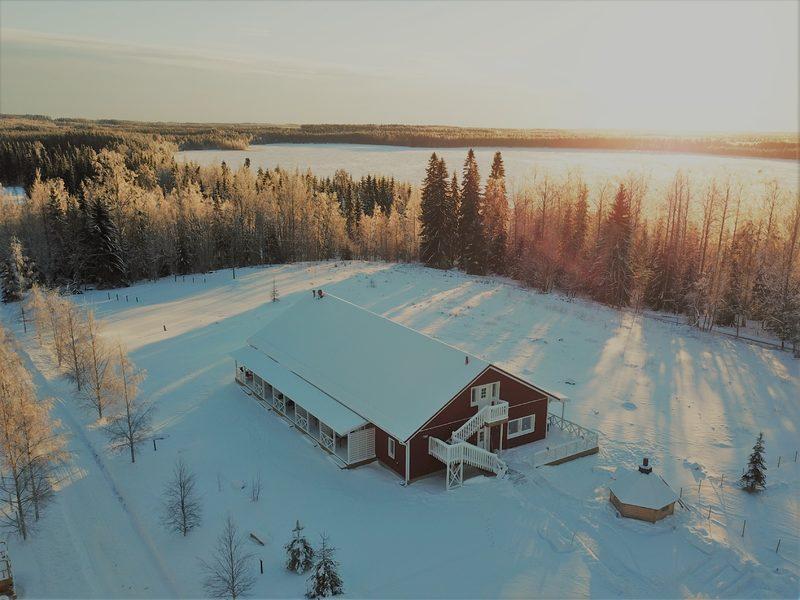 Varaa kokonaan uusi mini-hotelli Aurinkorinne