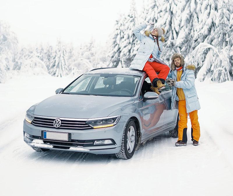 В Финляндию на машине. Пункт назначения – Эхтяри