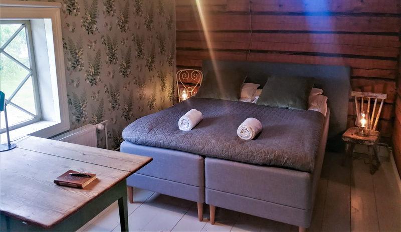 Двухместные комнаты в бутик-отеле Hetki - 7850 руб/сутки/номер