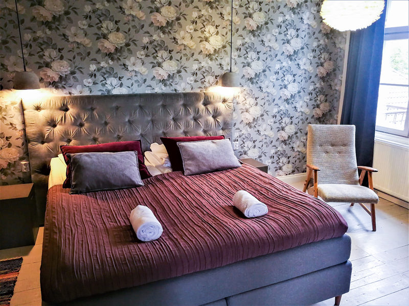Четырехместные комнаты в бутик-отеле Hetki