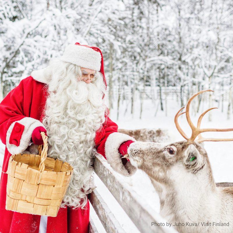 Рождественский ужин 6.1 в секретной резиденции Санта Клауса