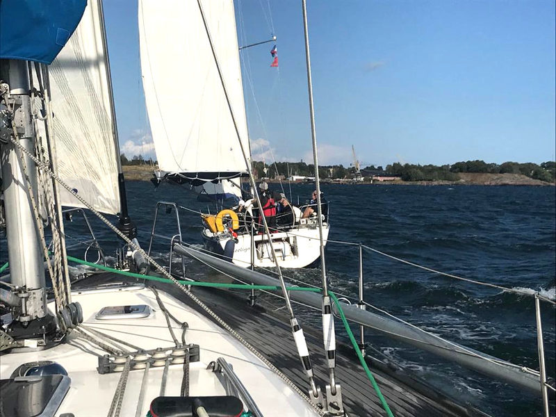 Private sailing trip from Helsinki, 4h