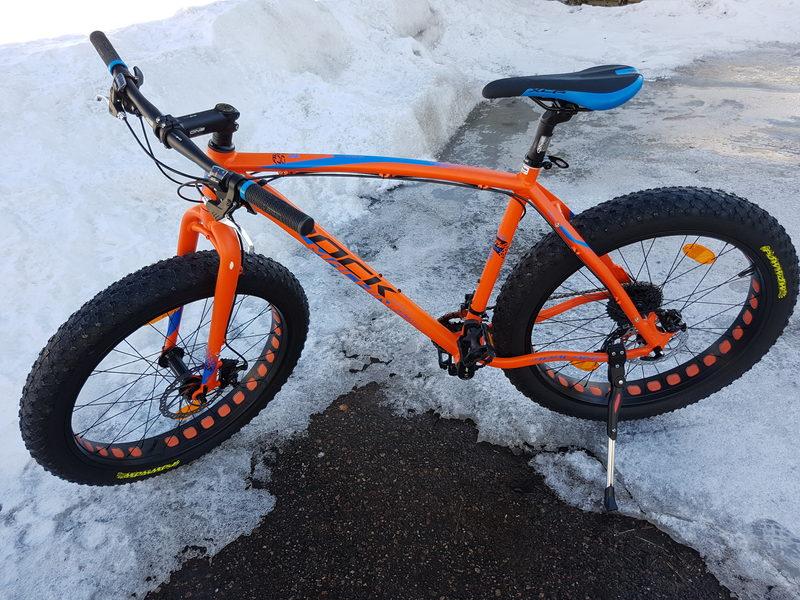 Fatbike Rock Machine Avalanche 30  koko L