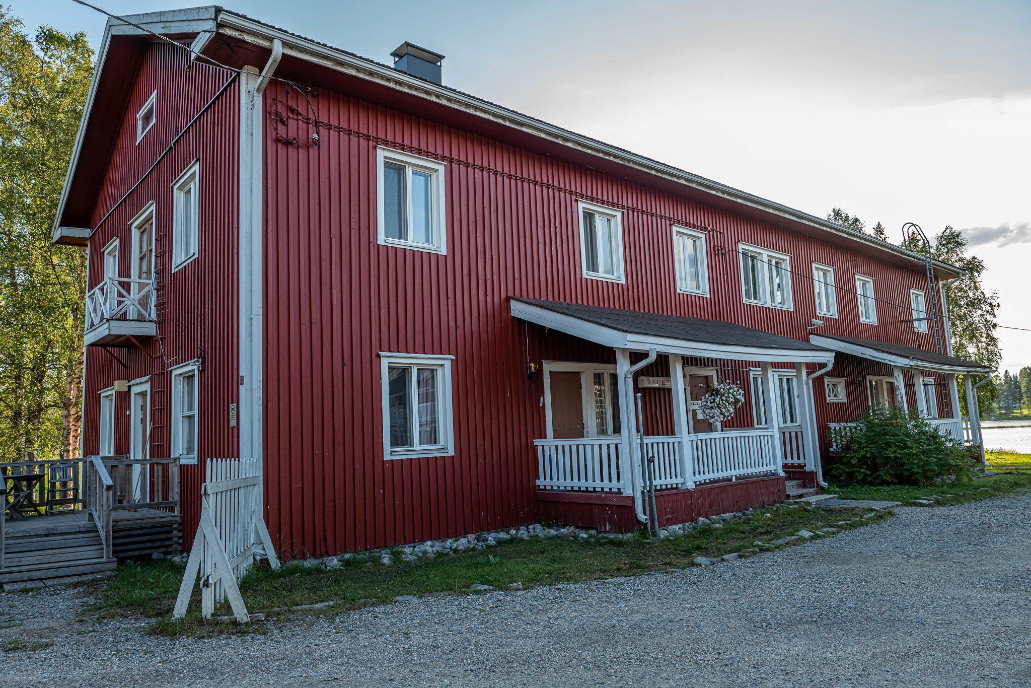 Gasthaus Ranua - majatalo