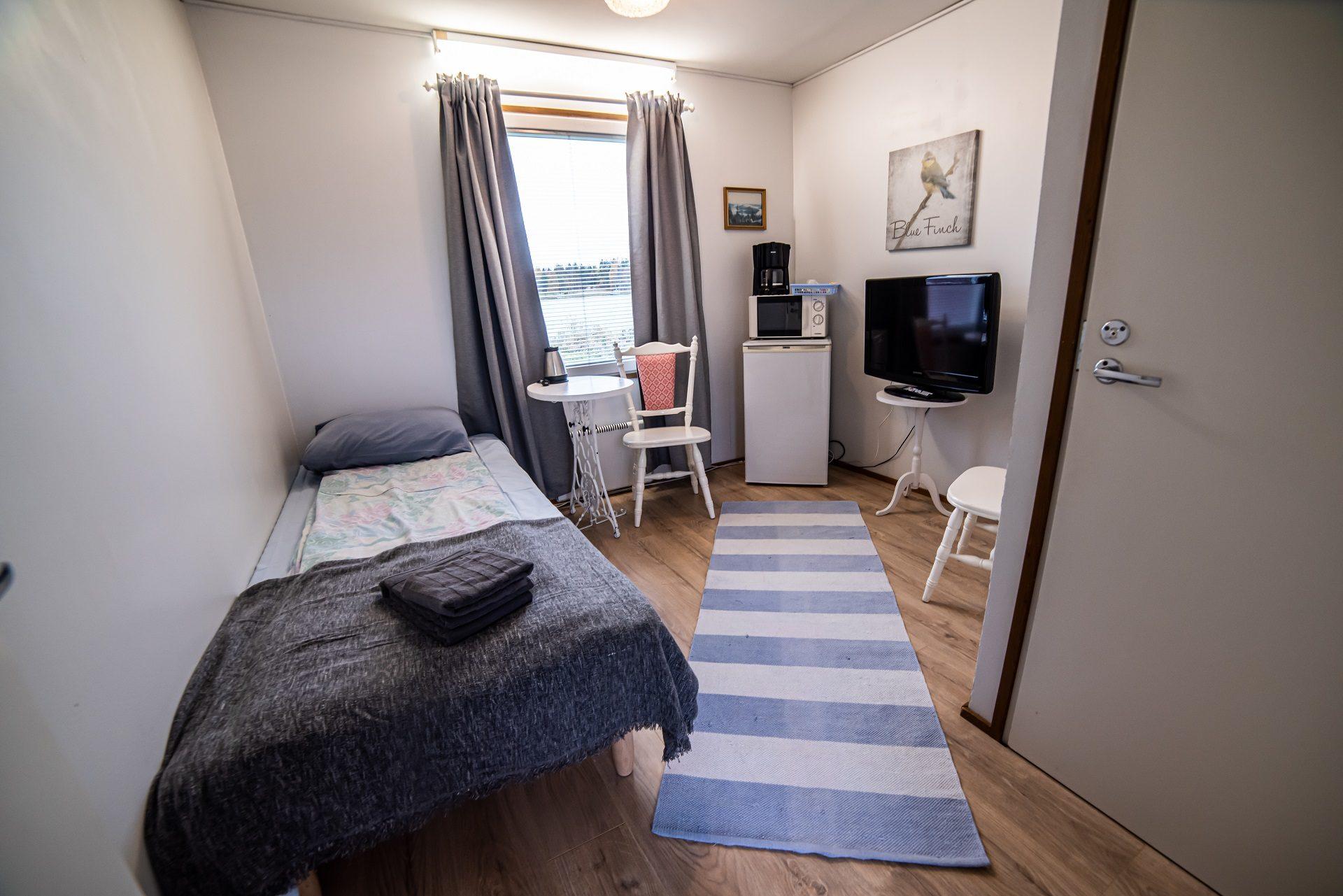 Yhden hengen huone