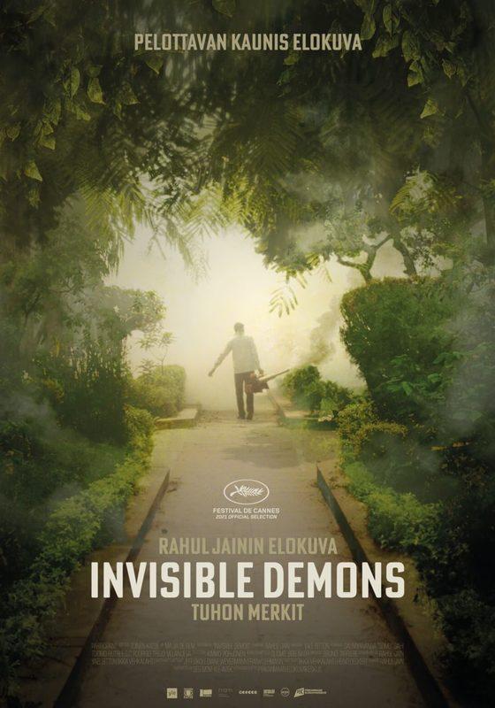 Invisible Demons - Tuhon merkit
