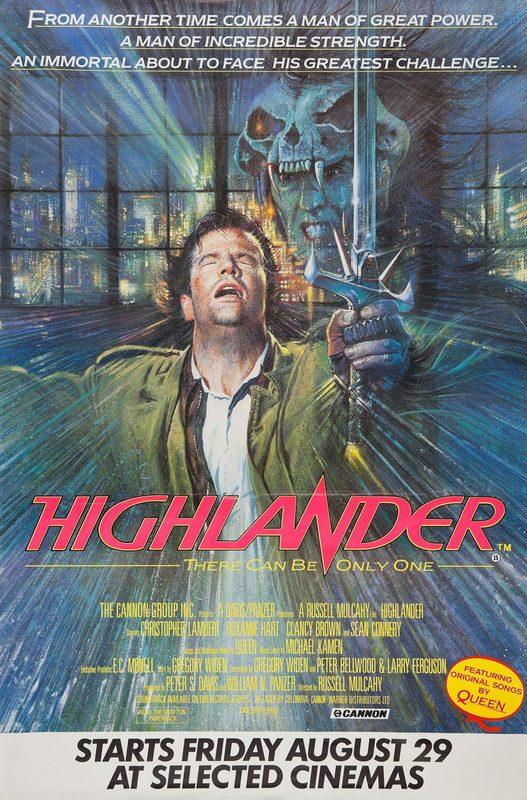 Highlander - Kuolematon