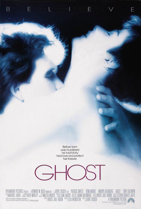 Ghost - Näkymätön rakkaus