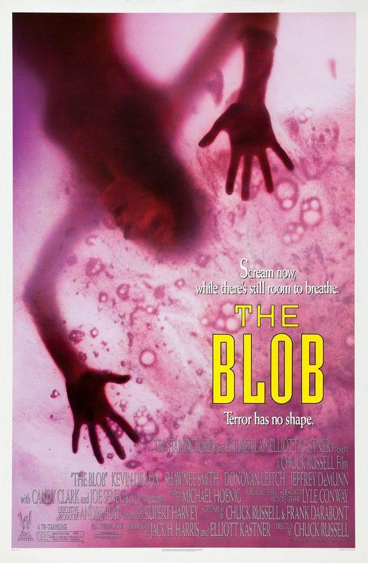 The Blob - Valuva kuolema