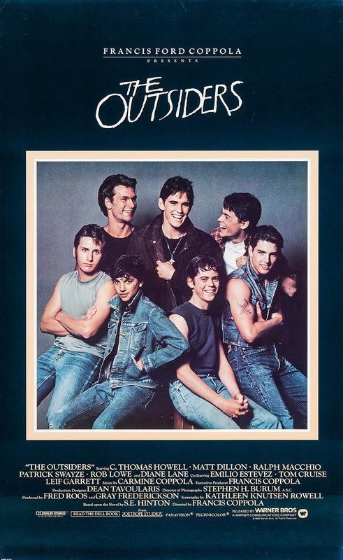 Outsiders - Kolmen jengi