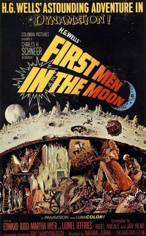 Ensimmäiset miehet kuussa