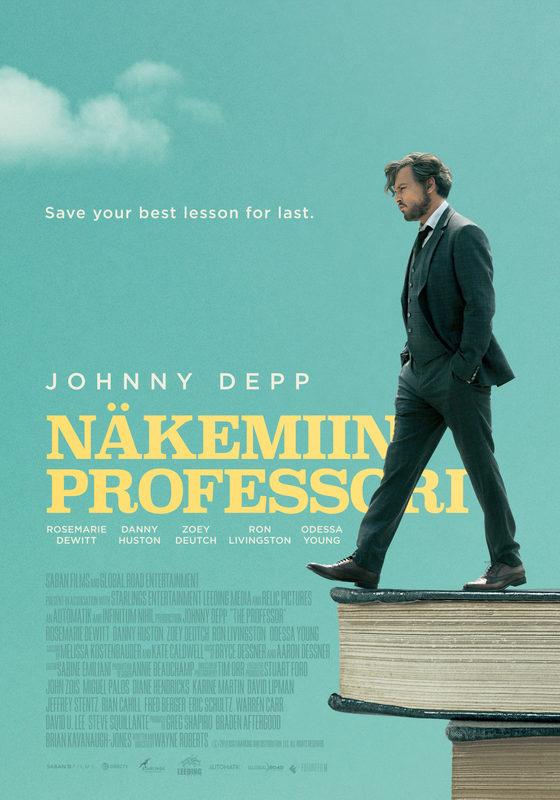 Näkemiin professori