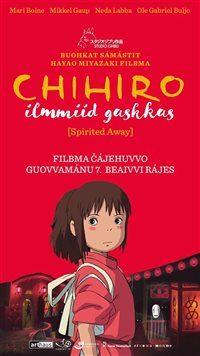 Henkien kätkemä – Chihiro ilmmiid gaskkas
