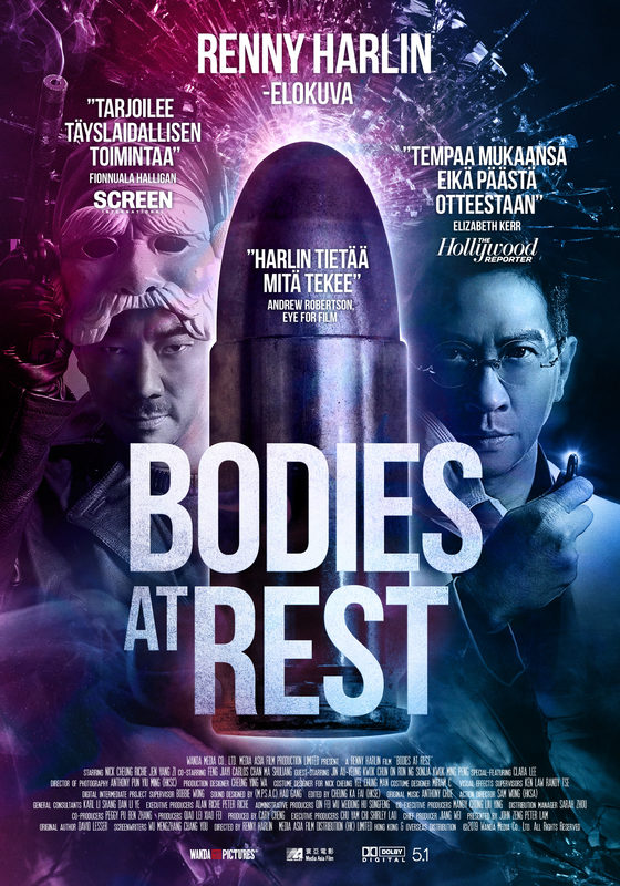 Bodies At Rest