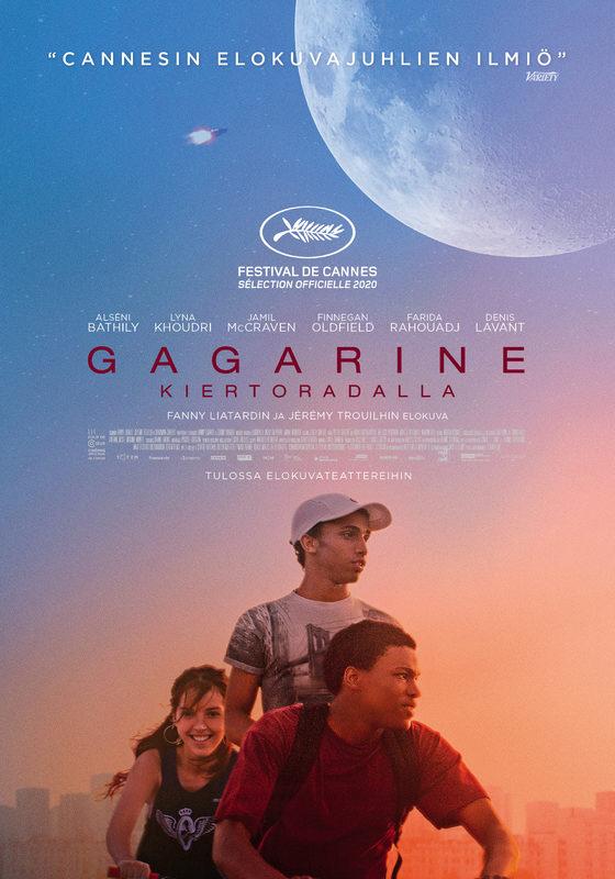 Gagarine - Kiertoradalla
