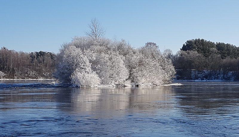 Rapid Arantilankoski, River Kokemäenjoki