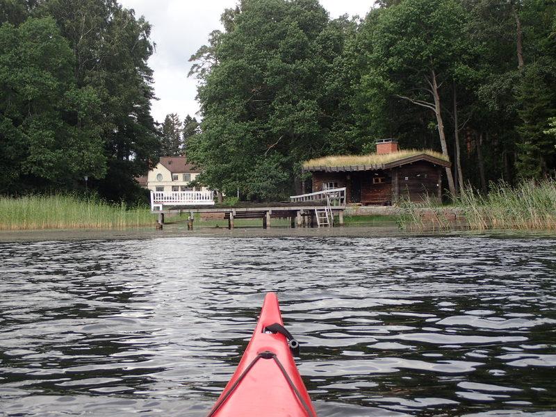 Villa Berttel, Pyhäjärvi-instituutti ja turvekattosauna
