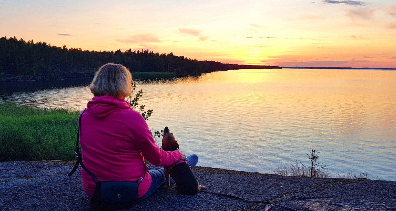 Avec Marja, Hetkiä ja retkiä luonnossa