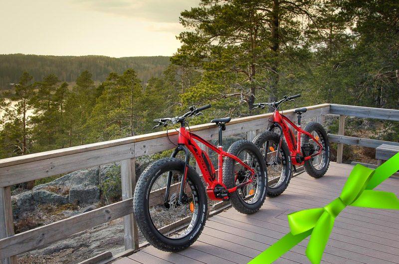 Biking.fi -lahjakortti 200 €