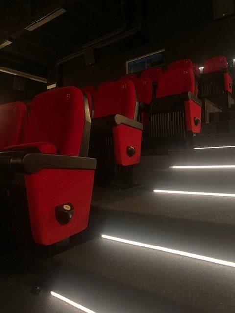 Elokuvateatteri tauolla !!