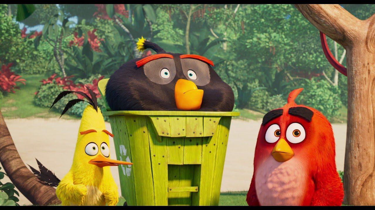 Angry Birds-Elokuva 2