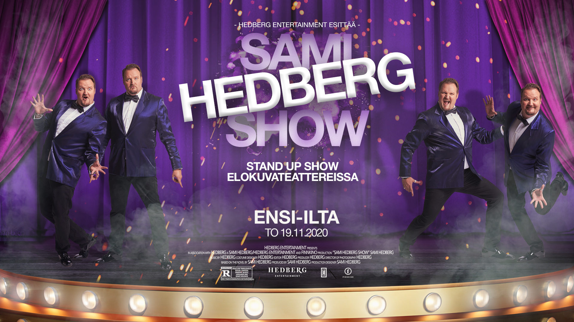 Sami Hedberg Show