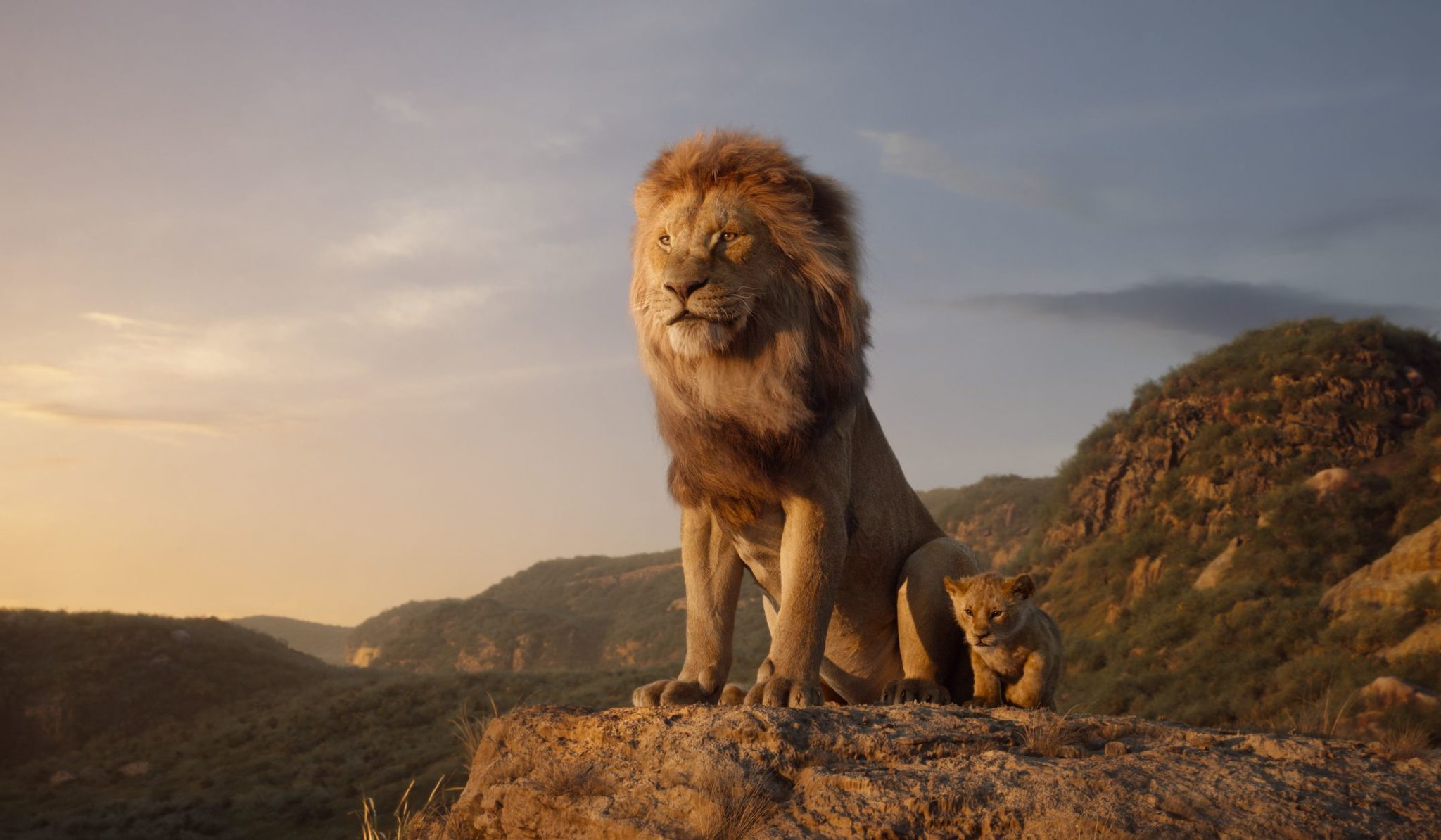 Leijonakuningas 2D (ENG)