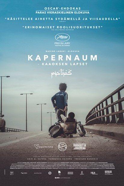 Elokuvakerho Pennittömät: Kapernaum - Kaaoksen lapset