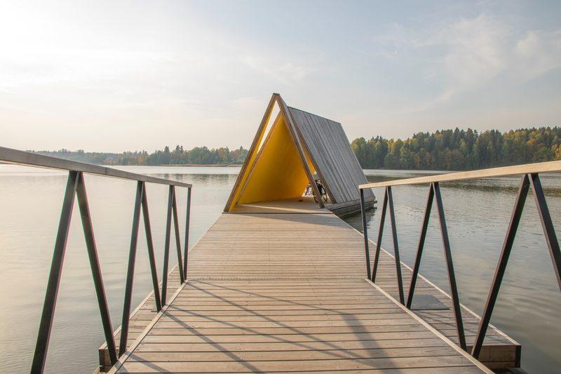 Lake Tuusulanjärvi