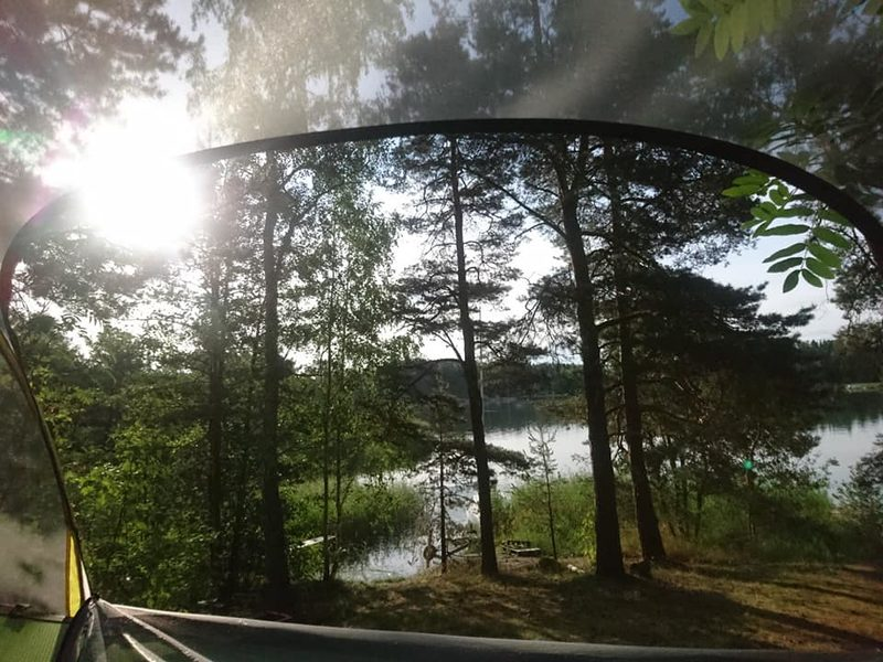 Grelsböle Pleasure Day + Tentsile night for 2 persons