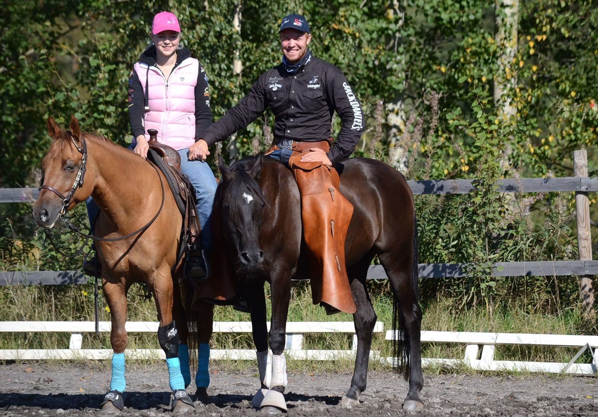 Hevosten ja ratsukoiden valmennukset
