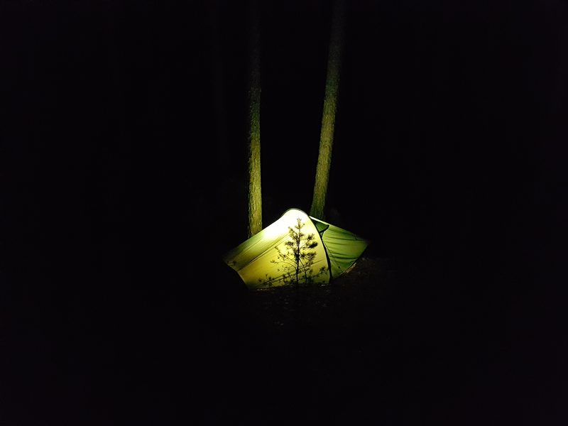 Hilleberg Akto vihreä