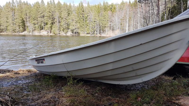 Tervajärven soutuvene