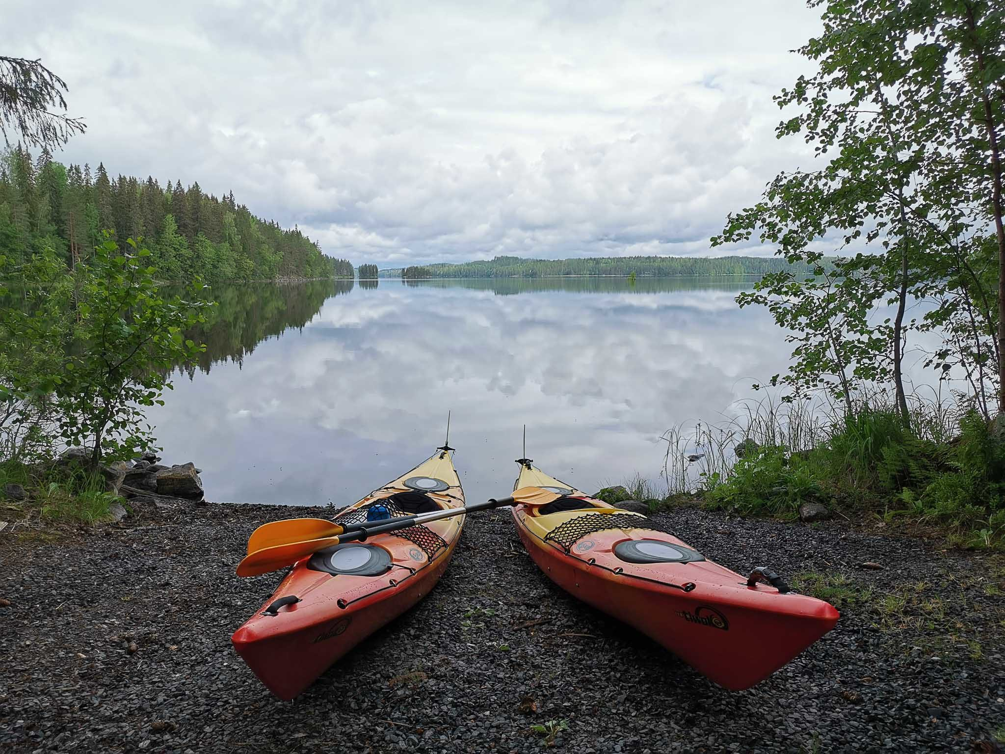 Kayak rental