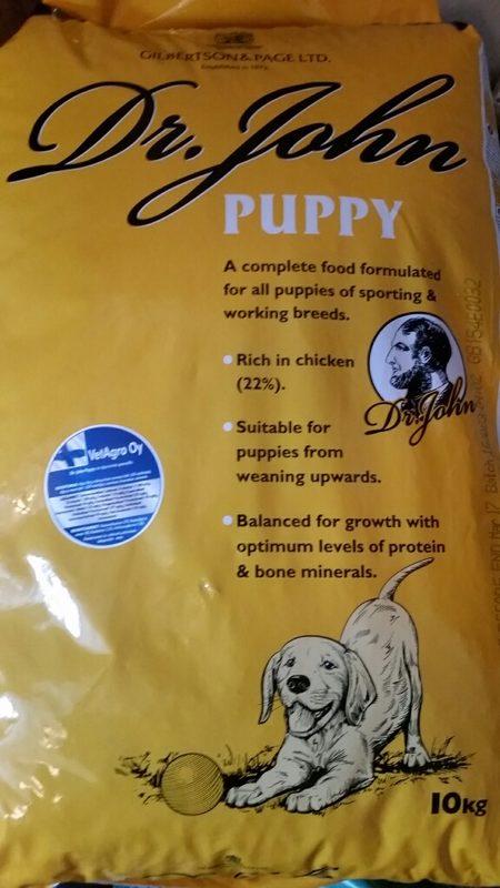 Dr. John Puppy