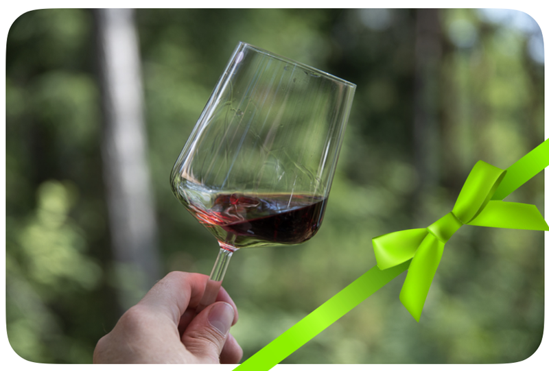 Wine in the Woods Gift Voucher