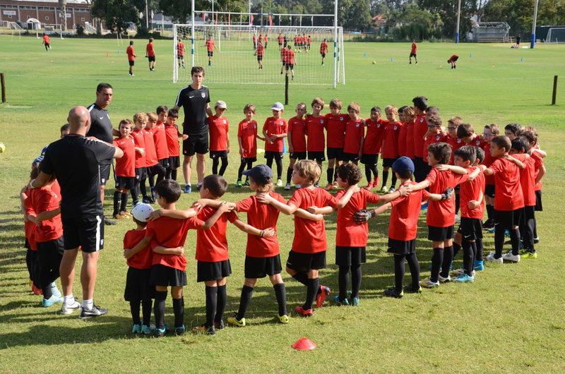 Atlético de Madrid - Jalkapalloleiri 8-15 vuotiaille / Täysihoitoleiri
