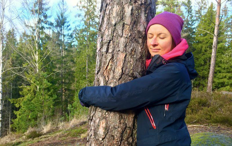 Recharge in Nature - Pökkelö Yoga