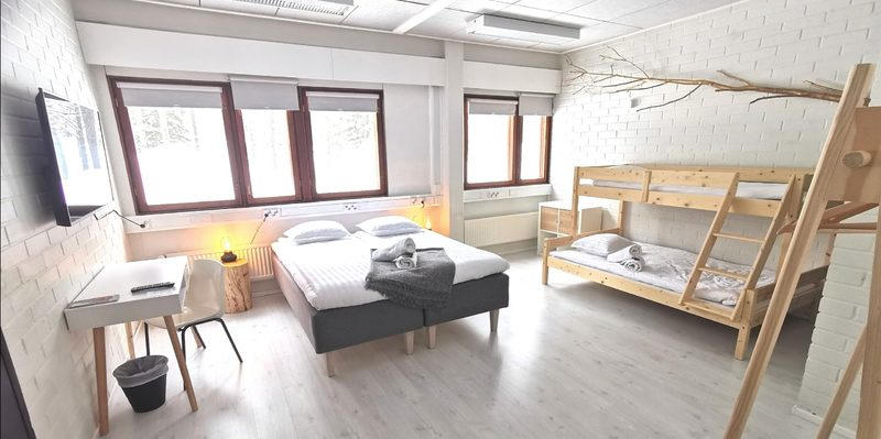 Nature Hostel room 4-5 hh  (includes breakfast)