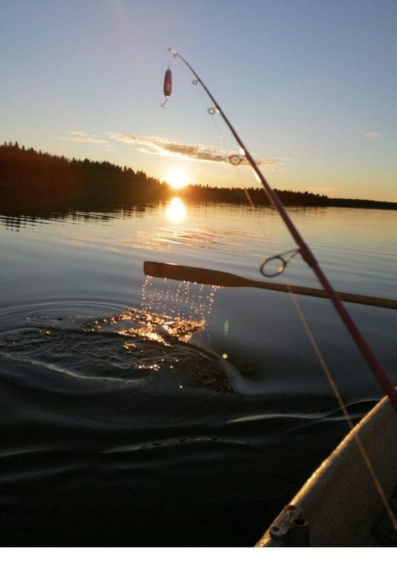 Soutuvene, vaikka kalaan!