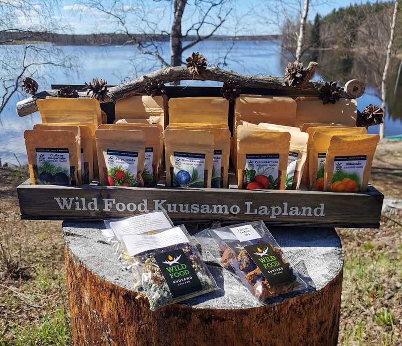 Wild Food tuotteet, aamiaiseen tai retkelle! alk. 5,90€