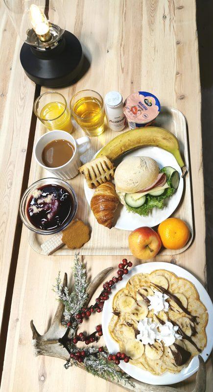 Aamiainen ilman majoitusta, Lapsi 4- 11 v. Joka aamu Klo 7.00-9.00