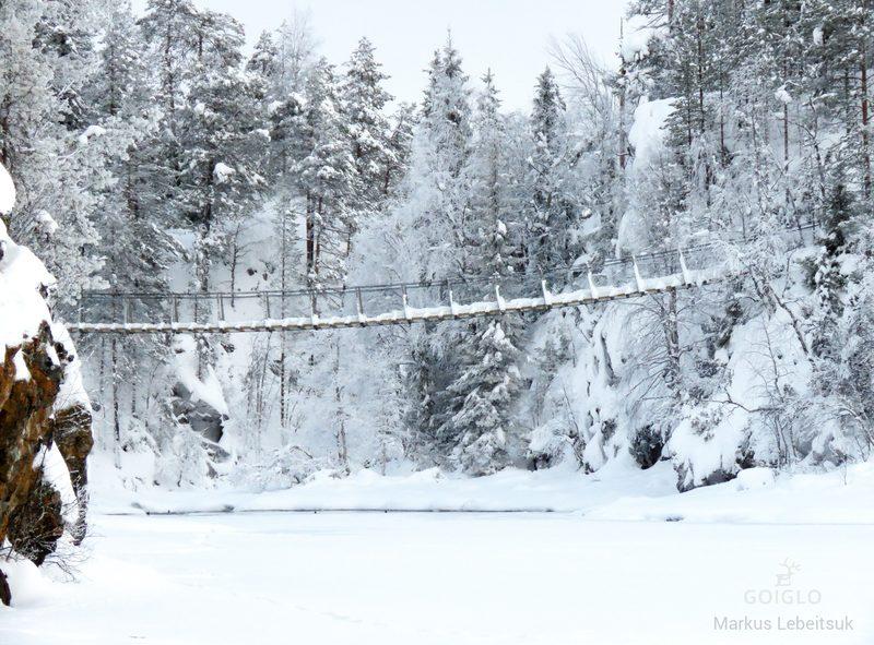 Oulanka National park (Bear's trail)