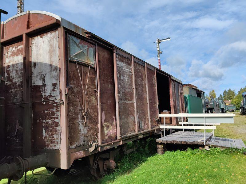 Junan tavaravaunu