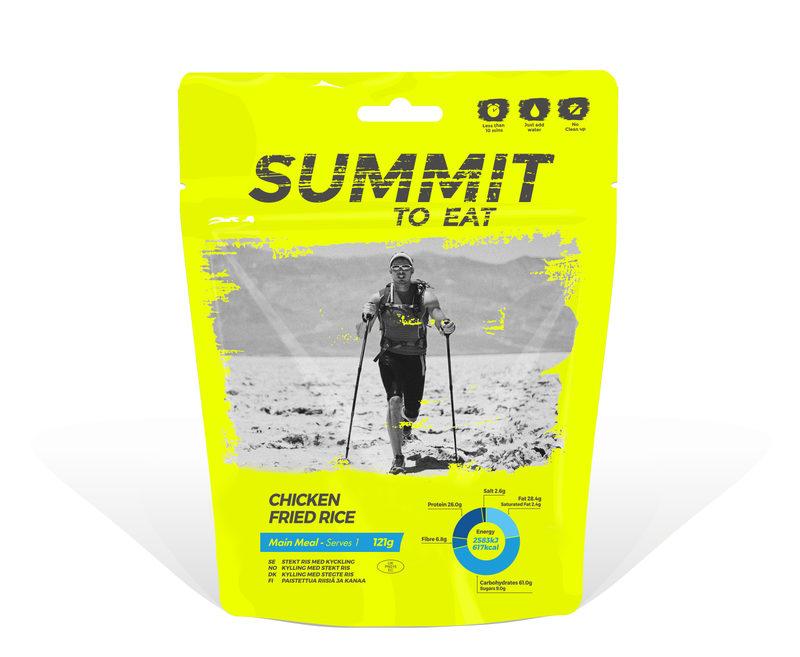 Summit To Eat - Paistettua riisiä ja kanaa