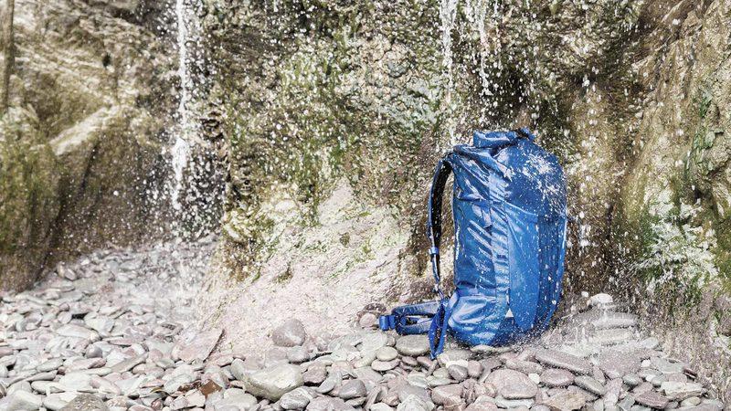 Vedenpitävät reput ja rinkat • BACH