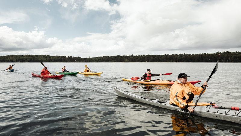 NATURA VIVA - Melonta, Fatbike, Suppailu, Helsinki, Nuuksio