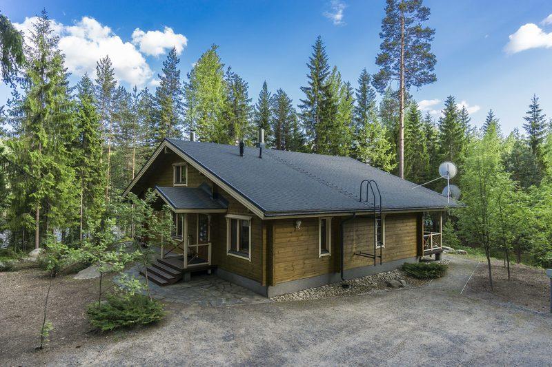 Villa Ronja, 10hlö, 3mh, 150m2, Mikkeli